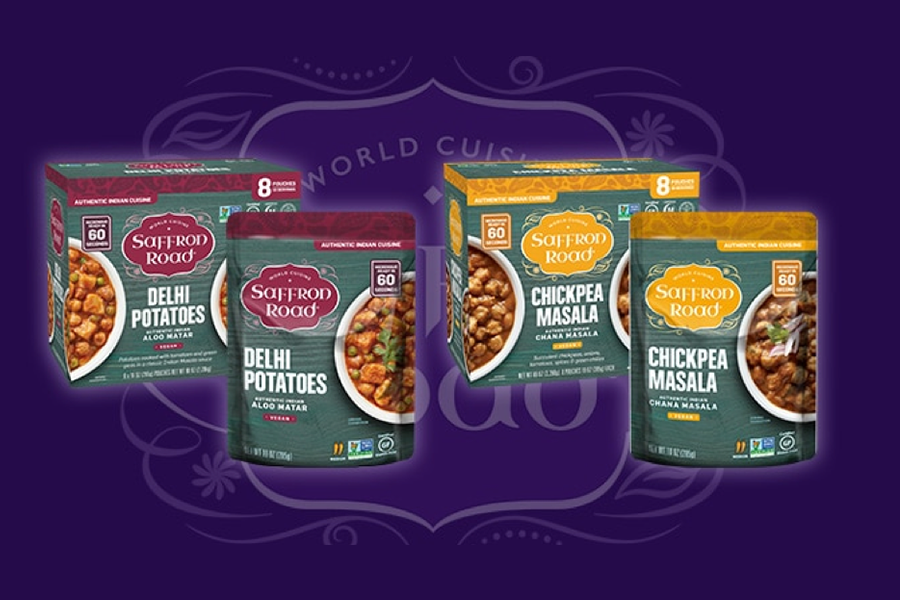 Frozen Foods Leader Saffron Road Expands into Shelf-Stable Meal Category