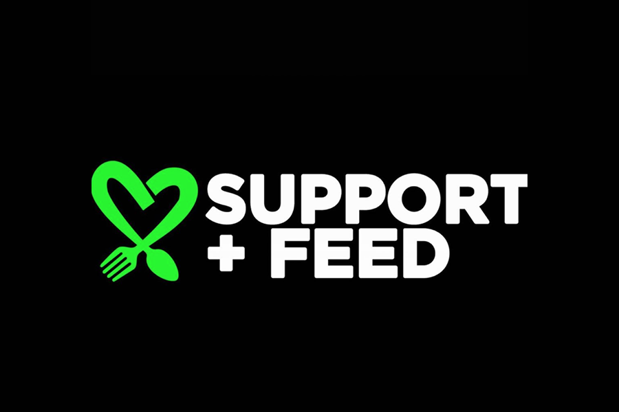 SUPPORT + FEED LAUNCHES LOS ANGELES INITIATIVE CREATED TO HELP SUPPORT LOCAL PLANT-BASED RESTAURANTS WHILE FEEDING THOSE IN NEED AND ON THE FRONTLINES DURING CRISIS