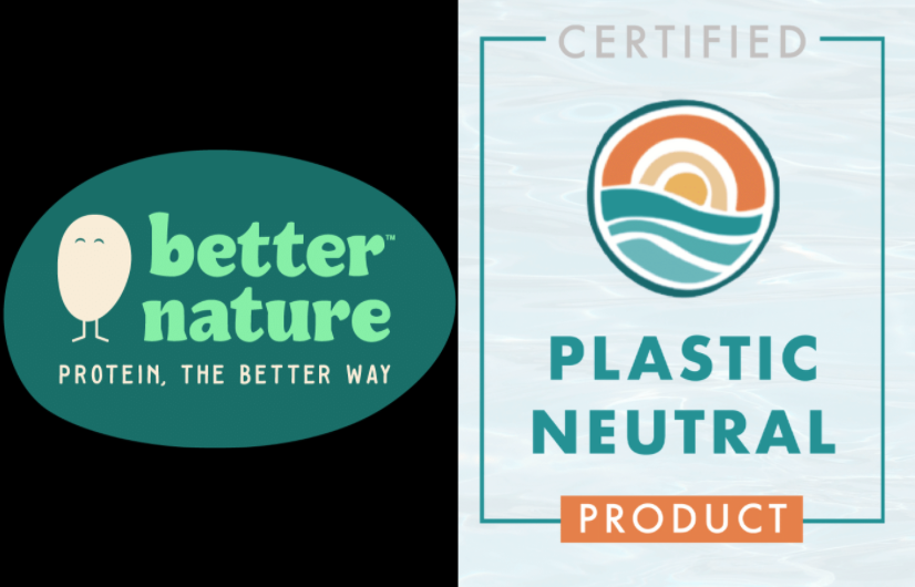 Better Nature becomes the world's first Plastic Neutral meat-alternative company