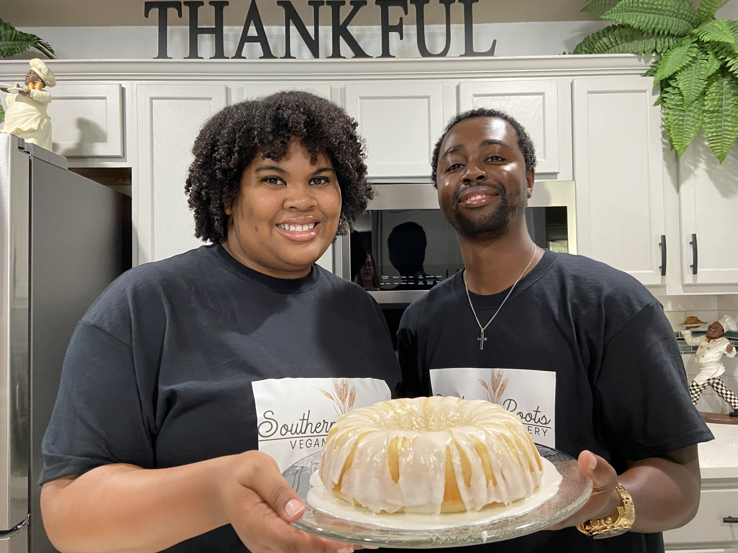 Lifestyle  health  Diet Southern Roots Vegan Bakery, a Black-Owned Small Business in  San Antonio, Goes Viral
