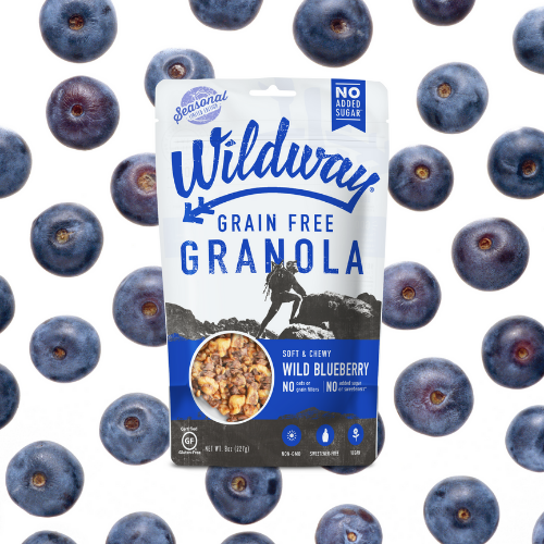 Wildway Launches New Seasonal Grain-Free Granola With Sales to Support Environmental Preservation and Rehabilitation