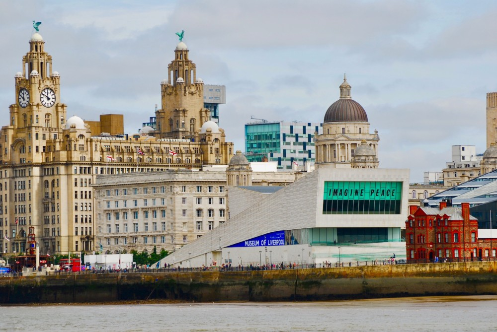 Liverpool is UK's Plant-based Capital in lockdown according to Google Data