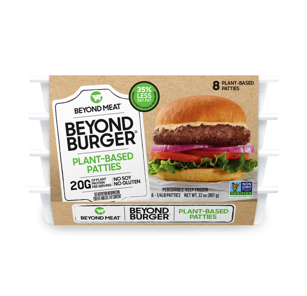 Beyond Meat special 8-pack burgers arrive at BJ's Wholesale and Sam's Club across the U.S