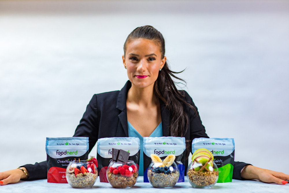 Foodnerd Launches Sprouted Overnight Buckwheat Breakfasts Perfect for Athletes and Fitness Enthusiasts
