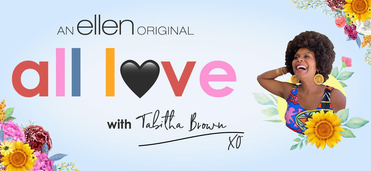 Tabitha Brown Whips Up a Vegan Twist on a Beloved Holiday Dish on 'All Love with Tabitha Brown' from Ellen Digital Network