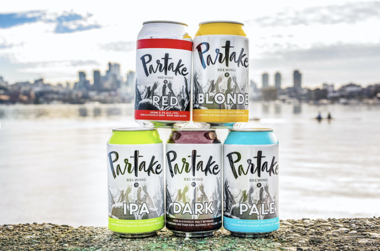 CELEBRATE BEER DAY WITHOUT THE HANGOVER WITH PARTAKE BREWING