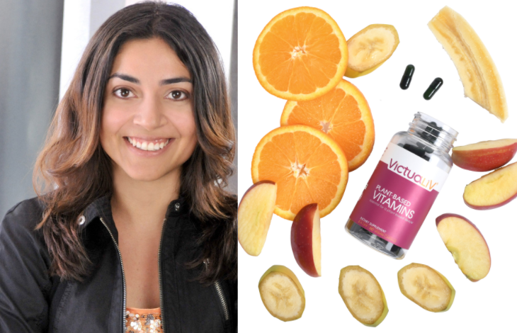 Latinx Military Veteran Reverses Her Anemia By Creating VictuaLiv-Plant-Based Supplement of 9 Essential Vitamins and Minerals