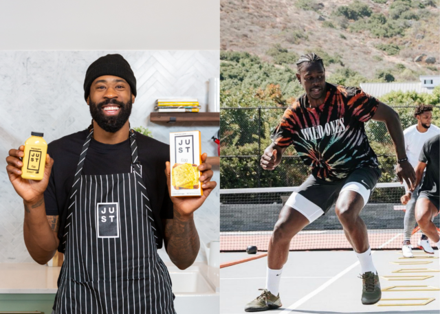 NBA All-Stars DeAndre Jordan and Jrue Holiday Join JUST ...