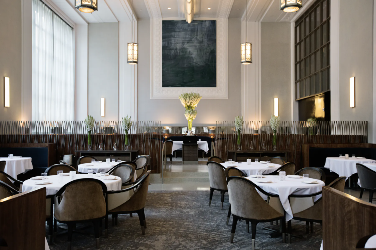 One of NYC's Finest Restaurants Will Reopen Without Meat On The Menu