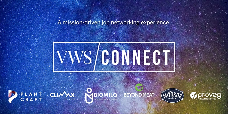 VWS Partners with Beyond Meat, Miyoko's for Future of Food Job Fair To Build a Diverse Workforce
